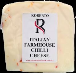 Italian Farmhouse Cheese Chilli 500gr Image
