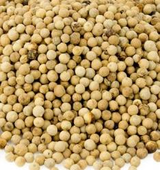 Peppercorn White Whole (Vietnam) 1kg Image