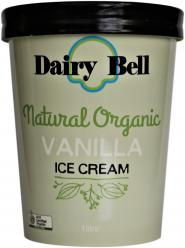Dairy Bell Organic - Vanilla 1.2Ltr Image