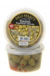 Olives - Stuffed-Pimento 350gr Image