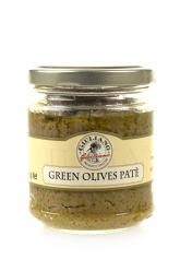 Giuliano - Green olive Pate` 212ml Image