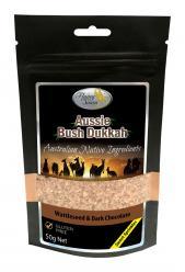 Aussie Bush Dukkah - Wattleseed & Dark Choc 50gr Image