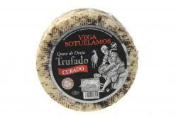 Vega Sotuelamos- QUESO- (Sheeps Milk) Truffle Image