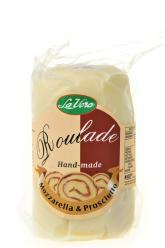 Roulade Mozzarella & Prosciutto R/W 200gr Image