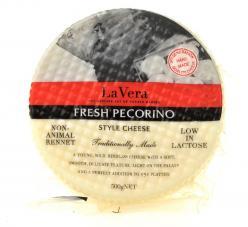 La Vera - Pecorino Fresh Plain 500gr Image