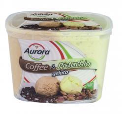 Aurora - Icecream Pistachio & Coffee 2Ltr Image