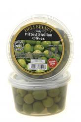 Olives - Sicilian Pitted 350gr Image