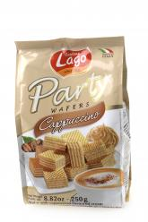 Gastone - Party Wafers Cappuccino 250gr Image