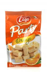 Gastone- Party Wafers - Orange Cream Image