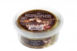 Persian Feta - Black Olive Pesto 250gr Image