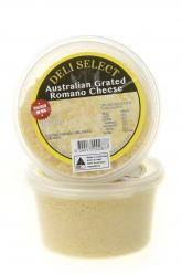Cheese- Aust Romano Grated Image