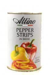 Altino- Peppers Strips in Vinaigrette Image