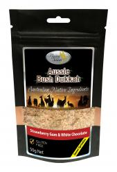 Aussie Bush Dukkah - Strawberry Gum & White Choc 50gr Image