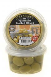 Olives - Stuffed-Parmesan 350gr Image