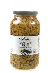 Altino- Eggplant Strips in Oil 3.1kg Image