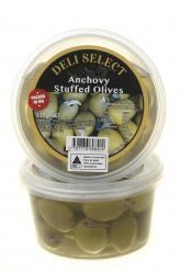 Olives - Stuffed-Anchovy 350gr Image