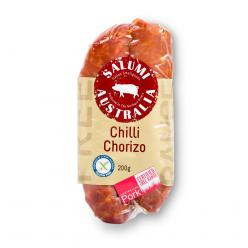 Chorizo (Chilli) Free Range Twin 200gr Image